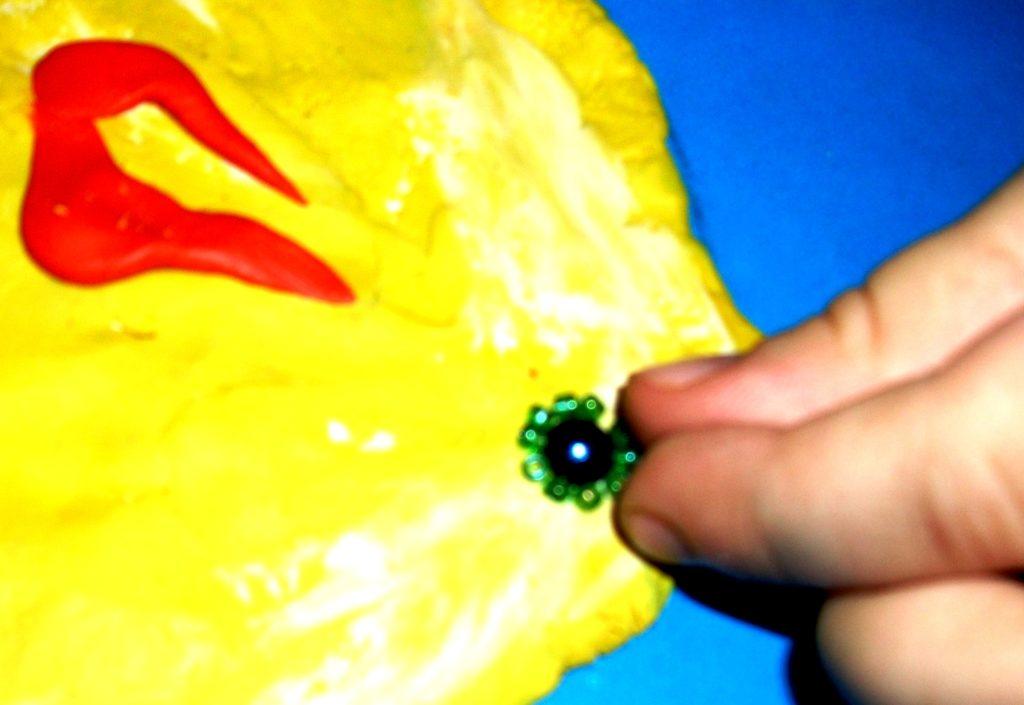 аппликации из пластилина для детей 7
