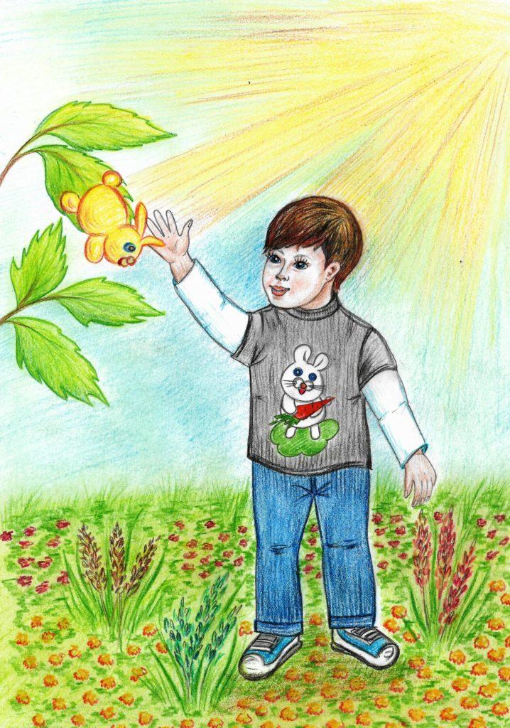 стихи для маленьких детей