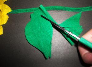 аппликации цветов из бумаги для детей 7