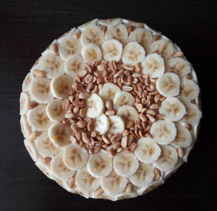 Торт с маслом и сгущенкой рецепт фото